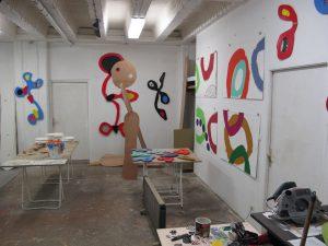 vue d'atelier 2 janvier 2015 zone d'art