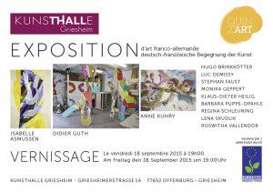 Kunsthalle-Quinz'art_Flyer_Expo 09-2015_recto